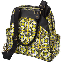 Load image into Gallery viewer, PPB Sashay Satchel-Graphic Garden