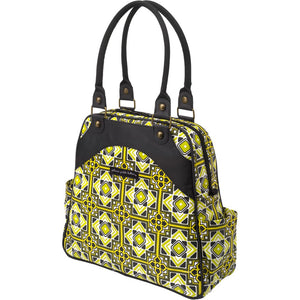 PPB Sashay Satchel-Graphic Garden