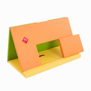 Designskin Transformable House Play Mat-Designskin บ้าน เเผ่นรองคลาน 3 in 1