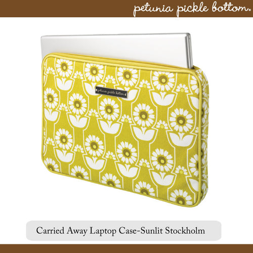 PPB-Carry away Laptop case-กระเป๋าใส่Notebook พกพา จากPetunia Pickle Bottom