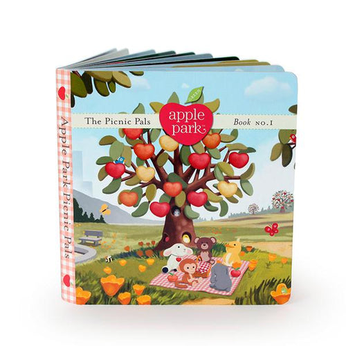 Apple Park Book No. 1, Apple Park Picnic Pals หนังสือนิทาน Apple park Picnic Pals