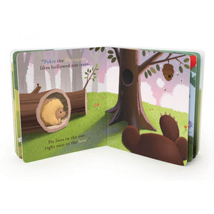 Apple Park Book No. 3, Apple Park Who Lives In The Woods หนังสือนิทาน Apple park Who Lives In The Woods เล่ม 3