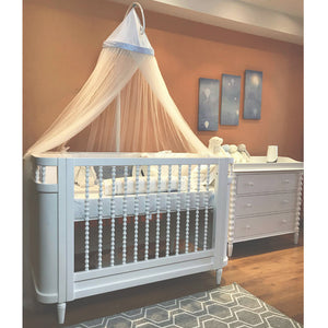Bambigarden selection Victoria Cot/Bed-White เตียงไม้สีขาวรุ่น Victoria