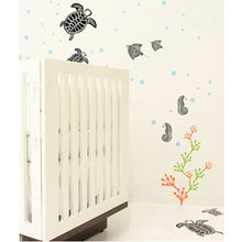 Load image into Gallery viewer, None Toxic Re-positionable Wall Stickers-Sea (Clearance Sale)