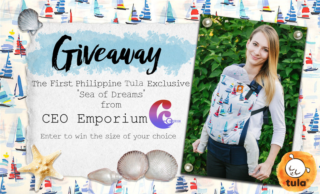 CEO EMPORIUM'S TULA EXCLUSIVE SEA OF DREAMS GIVEAWAY