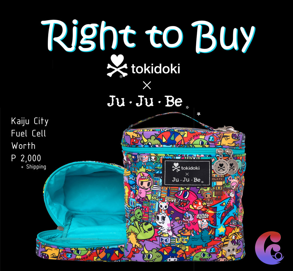 CEO EMPORIUM'S RIGHT TO BUY FOR A JU-JU-BE KAIJU CITY FUEL CELL