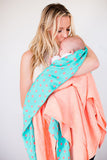 TULA BLANKET SET (3 PCS) - BLISSFUL