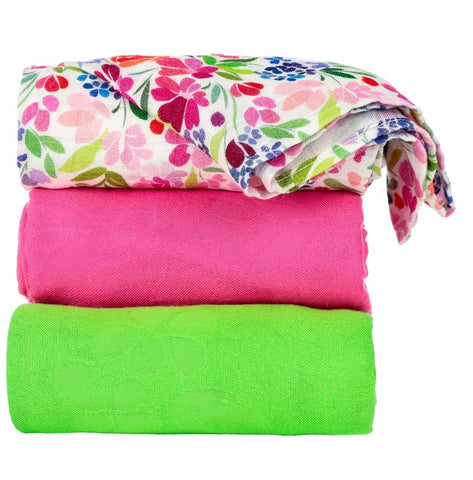 TULA BLANKET SET (3 PCS) - CALIANDRA