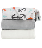 TULA BLANKET SET (3 PCS) - CAPTAIN
