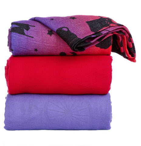 TULA BLANKET SET (3 PCS) - CIRCUS