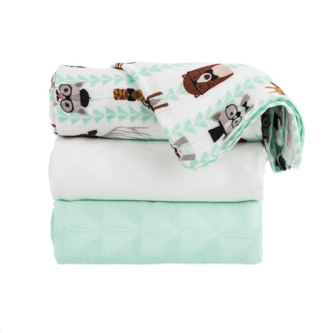 TULA BLANKET SET (3 PCS) - CLEVER