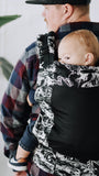 TULA TODDLER CARRIER - COAST MARBLE