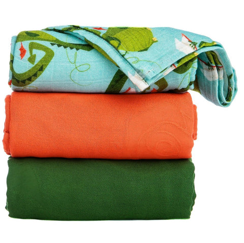 TULA BLANKET SET (3 PCS) - ENCHANTED