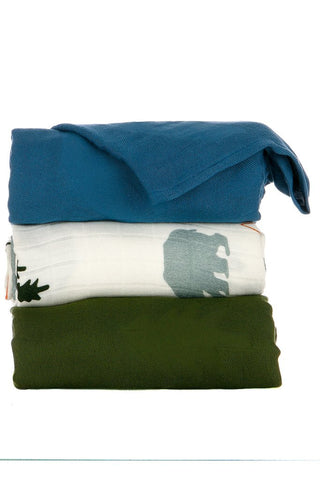 TULA BLANKET SET (3 PCS) - FAIRBANKS