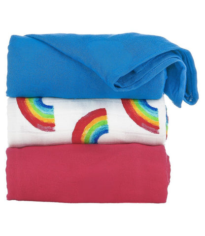 TULA BLANKET SET (3 PCS) - HAPPY SKIES