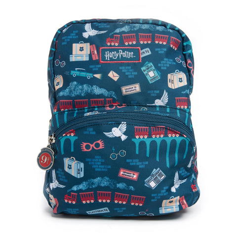 PETITE BACKPACK - HARRY POTTER PLATFORM 9 3/4
