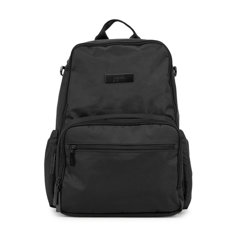 ZEALOUS BACKPACK - BLACK OUT