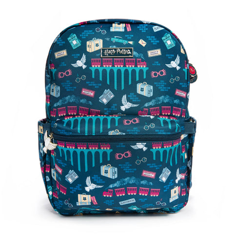 MIDI BACKPACK - HARRY POTTER PLATFORM 9 3/4
