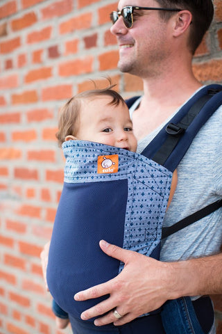 RENTAL: TULA TODDLER CARRIER - COAST JAGGER