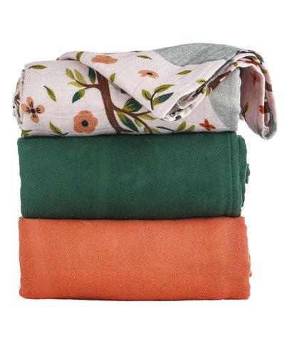 TULA BLANKET SET (3 PCS) - JUST HANGING