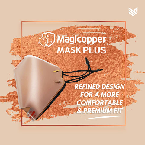 MAGICOPPER MASK PLUS (FULL LINER)