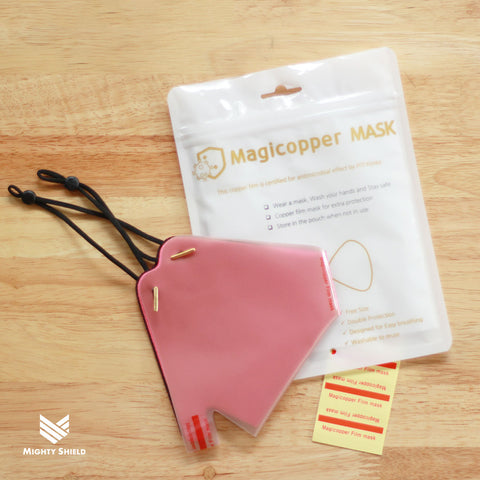 MAGICOPPER MASK PLUS - PINK