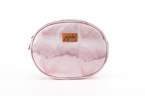 FREEDOM 2-IN-1 BELT BAG - ROSE QUARTZ