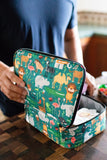 TULA LUNCH BAG - SAFARI