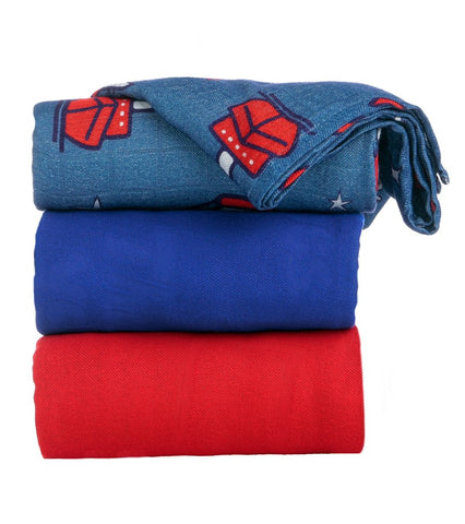 TULA BLANKET SET (3 PCS) - SALUTE