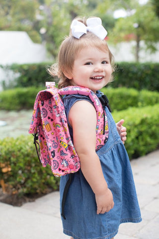 TULA KIDS BACKPACK - STICKERS