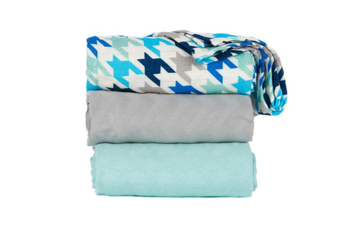 TULA BLANKET SET (3 PCS) - DAPPER