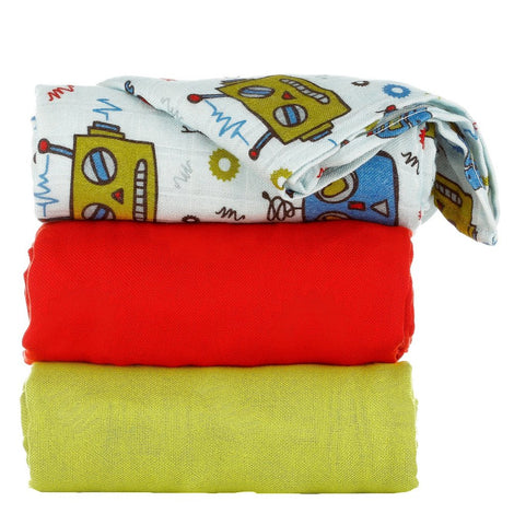 TULA BLANKET SET (3 PCS) - ZAP