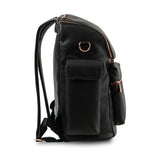FOREVER BACKPACK - NOIR ROSE GOLD