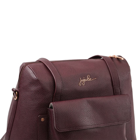 WHENEVER WEEKENDER - PLUM ROSE GOLD