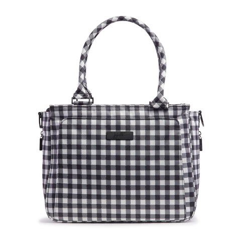 BE CLASSY - ONYX GINGHAM STYLE