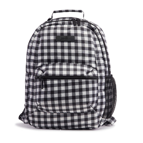 BE PACKED - ONYX GINGHAM STYLE