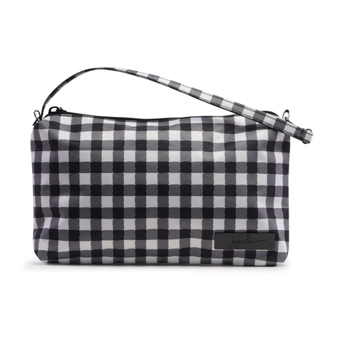 BE QUICK - ONYX GINGHAM STYLE