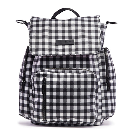 BE SPORTY - ONYX GINGHAM STYLE