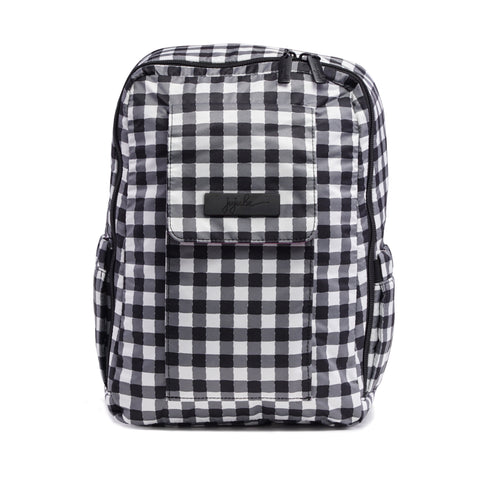 MINI BE - ONYX GINGHAM STYLE