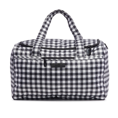 STARLET - ONYX GINGHAM STYLE
