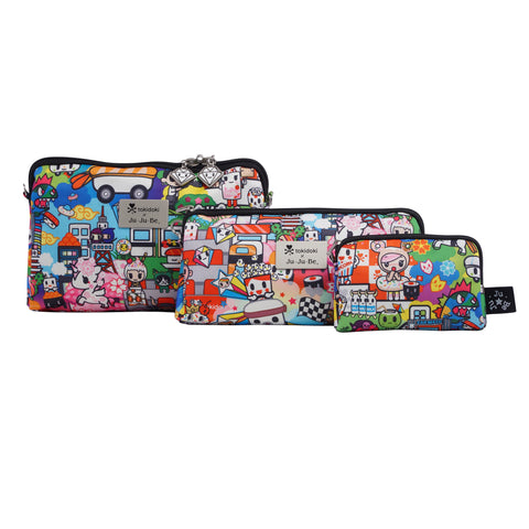 BE SET - TOKIDOKI SUSHI CARS