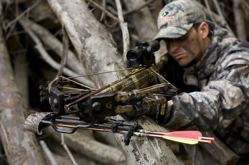 Compound or Recurves Crossbows
