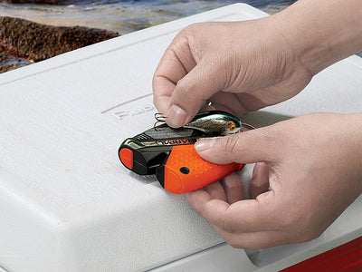Sharpal FISHINGPAL 5-In-1 Knife & Hook Sharpener