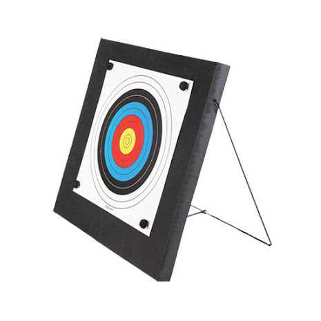 EK Archery foam Target with Metal Stand