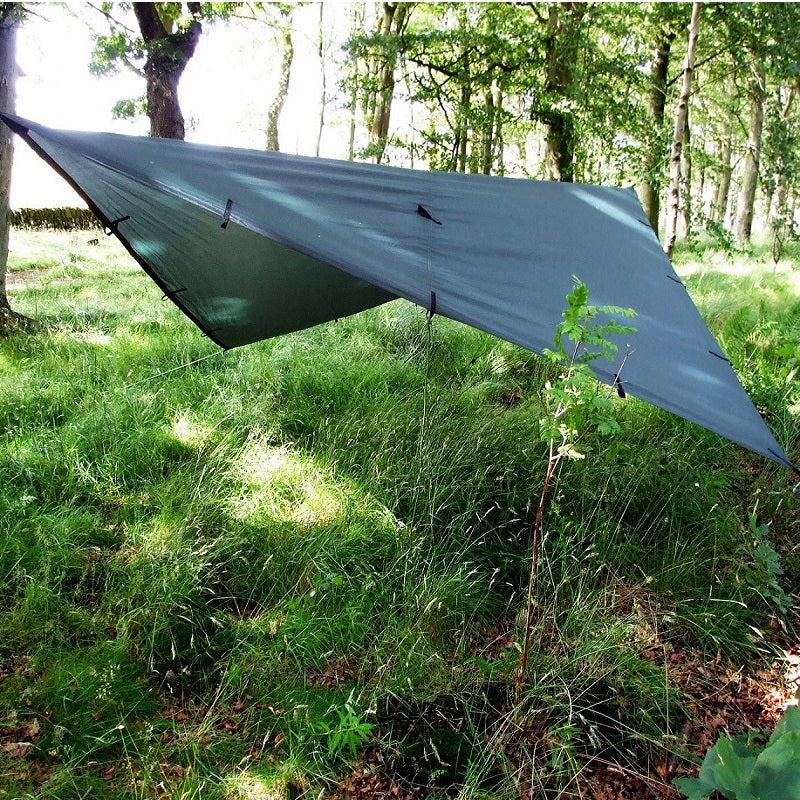 DD 3mx3m Lightweight Tarp Olive Green
