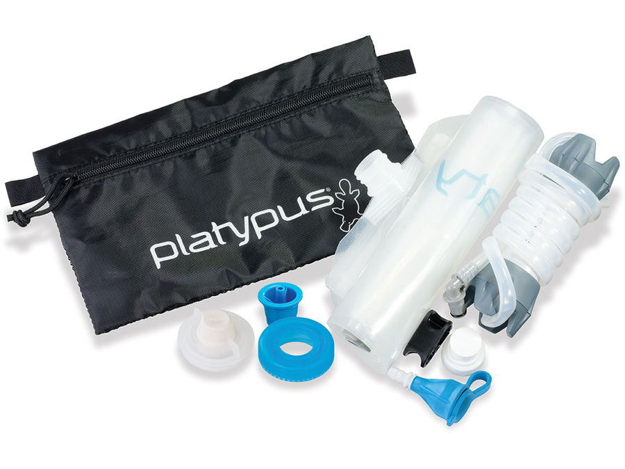 Platypus GravityWorks 2.0L Water Filter - Complete Kit