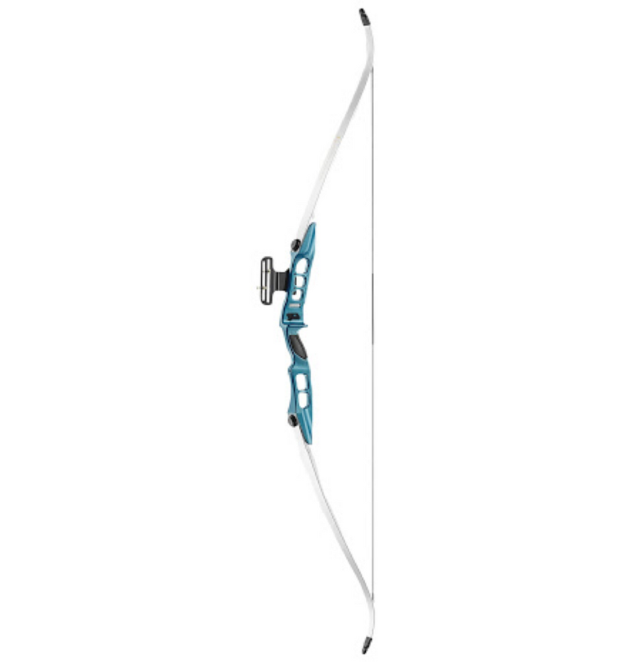 EK Archery Blue Jazz Recurve Bow