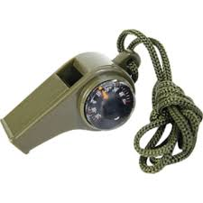 MIL-COM 3 IN 1 WHISTLE
