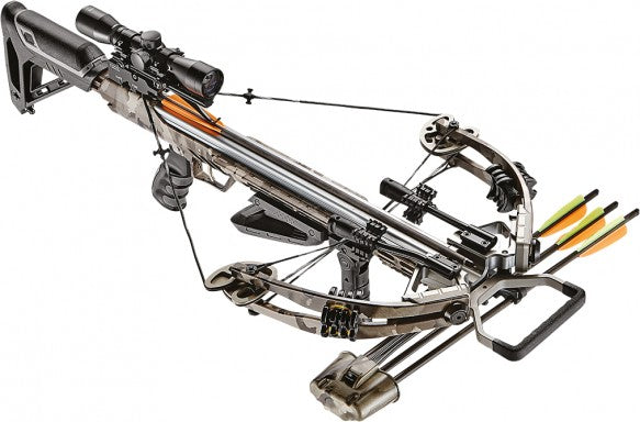 EK Archery Accelerator 390+ Compound Crossbow