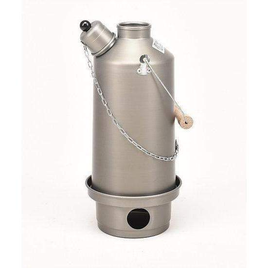 Adventurer Hard Anodized Ghillie Kettle-Bushcraft-BushcraftLab